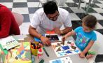 MALI prepara jornada de 'bubble painting' para toda la familia