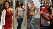 Vanessa Tello: modelo comparte primeras imágenes de su embarazo