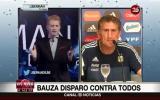 """Martín Liberman ataca a Bauza: """"Qué falta de dignidad"""""""