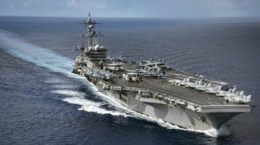 Los portaaviones de las potencias militares del mundo [FOTOS]