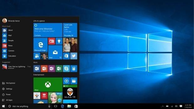 Microsoft pide no actualizar última versión Windows 10