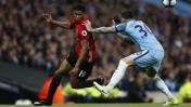 El espectacular autopase de taco que asombró en Premier League