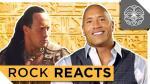 ¿Qué piensa 'The Rock' de su primer rol protagónico en el cine? - Noticias de ben johnson