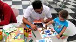 MALI prepara jornada de 'bubble painting' para toda la familia - Noticias de randall randall