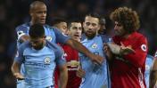 United y City empataron sin goles en Manchester por Premier