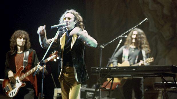 Fito Páez en concierto. Lima, 1995. (Foto: Archivo)