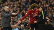 Manchester City vs. Manchester United: las mejores imágenes