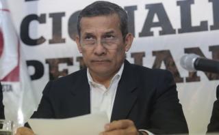 Ollanta Humala y algunos aspectos a considerar para evaluar un posible reinicio del Caso Madre Mía. (Foto: Hugo Pérez / El Congreso)
