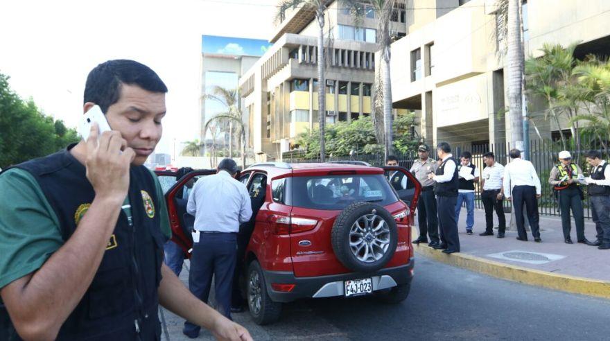 Surquillo: delincuentes le roban 70 mil soles a empresario