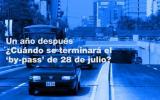 By-pass de 28 Julio: ¿estás conforme con la obra municipal?