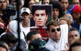Venezuela despide a estudiante asesinado en marcha opositora