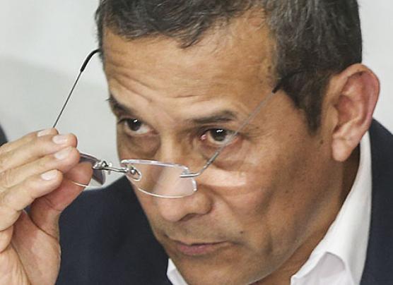 Editorial: El pasado de Humala