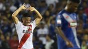 River Plate ganó 2-1 a Emelec de visita por Copa Libertadores