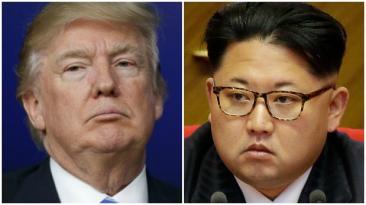 """Trump dice que es posible """"gran conflicto"""" con Corea del Norte"""