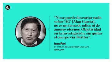 Los tuits más destacados sobre audios de Humala y otros temas