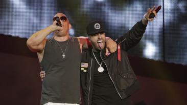 Billboard Latino: Vin Diesel cantó reggaetón con Nicky Jam