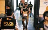 Sicarios entrenados por mafia se dedicarían a tráfico de drogas