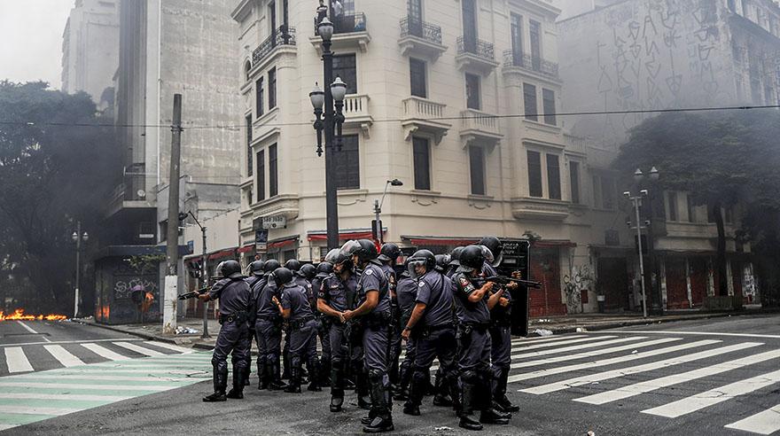 Brasil: Huelga y protestas contra planes de austeridad de Temer