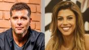 Alondra García Miró compartió video junto a Christian Meier