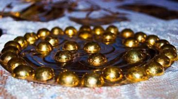 Moradores hallan piezas de oro y plata en cerro de Cajamarca