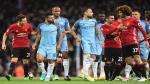 Manchester City vs. Manchester United: las mejores imágenes - Noticias de marouane fellaini