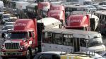 Callao: el caos vehicular de la avenida Faucett en imágenes - Noticias de luis quispe candia