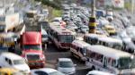 Callao: el caos vehicular de la avenida Faucett en imágenes - Noticias de Álex kouri