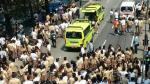 YouTube: hombre atropelló a 13 escolares durante marcha [VIDEO] - Noticias de yaconi santa cruz