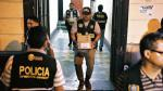 Sicarios entrenados por mafia se dedicarían a tráfico de drogas - Noticias de gerald oropeza