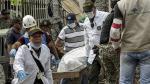 Colombia: La búsqueda de vida en medio de un edificio colapsado - Noticias de heridos