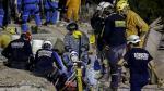 Colombia: La búsqueda de vida en medio de un edificio colapsado - Noticias de cruz rodriguez