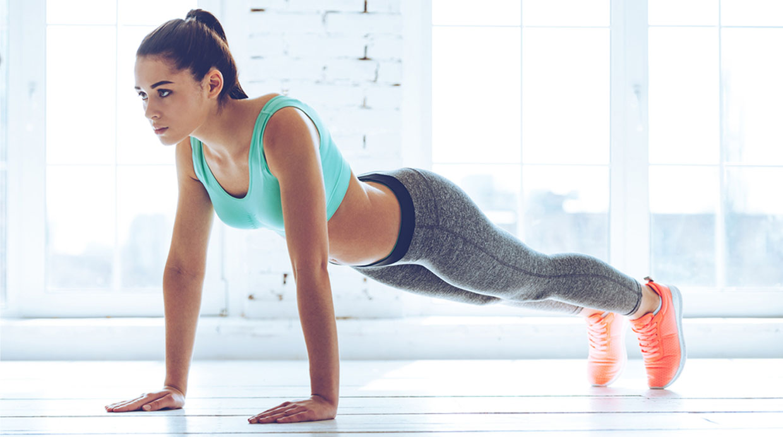 Flexiones o barras: ¿Cuál ejercicio es el más completo?