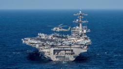 Portaaviones nuclear de EE.UU. va hacia Corea del Norte