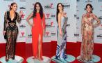 Billboard Latino 2017: los mejores looks de la gala [FOTOS]