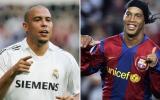 Emiten por Facebook partido de leyendas entre Madrid y Barza
