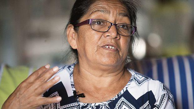 Hermana de víctima de Madre Mía rechazó pago de US$20 mil