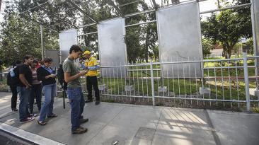 La semana en fotos: Línea Amarilla, Puente Bella Unión y más
