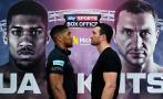 Anthony Joshua vs. Wladimir Klitschko: este sábado en Wembley