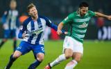 Con Claudio Pizarro: Werder Bremen vs. Hertha por la Bundesliga
