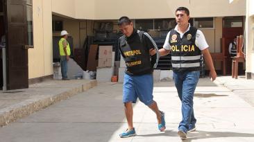 Trujillo: capturan a miembros de 'La Nueva Jauría de Florencia'