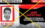 Cajamarca: policía busca a 95 prófugos acusados de violación