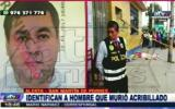 San Martín de Porres: sicarios matan a sujeto en un car wash