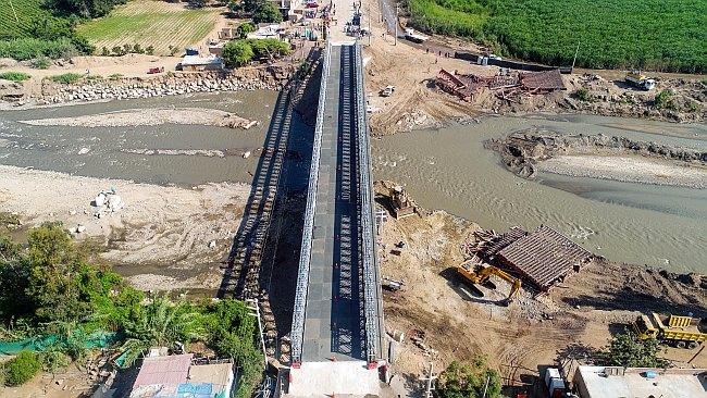 Capacidad de gestión de la Autoridad para la Reconstrucción con Cambios será clave para acelerar la ejecución de obras. (Foto: MTC)