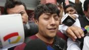 Fiscalía pide prisión preventiva para Jhon Pizarro Coronel