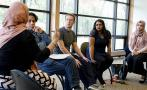 Zuckerberg recogió las inquietudes de universitarios musulmanes