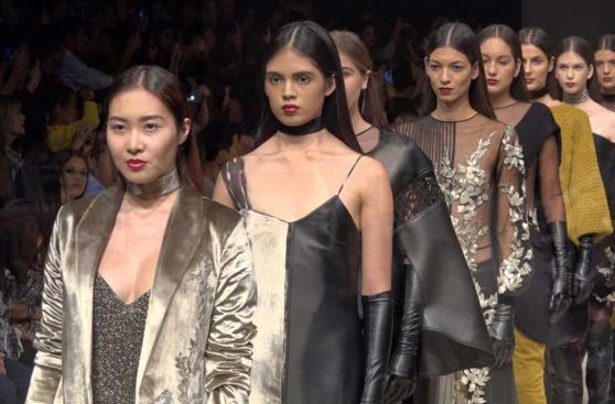 LIF Week: Paola Gamero y una colección prêt-à-porter  de lujo