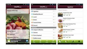 Cinco apps para aprender a comer de manera saludable [FOTOS]