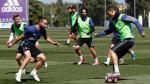Madrid: Isco entrenó con titulares previo a duelo ante Valencia - Noticias de cristiano ronaldo