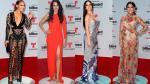 Billboard Latino 2017: los mejores looks de la gala [FOTOS] - Noticias de gala rodriguez