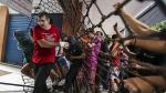 El día en fotos: Iraq, Brasil, Schwarzenegger, Francisco y más - Noticias de